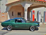 Ford Only 1302 miles Ford Mustang Fastback