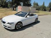 2008 bmw BMW 6-Series Base Convertible 2-Door