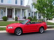 2001 FORD mustang Ford Mustang Cobra