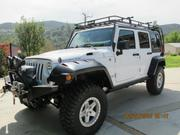 2011 JEEP Jeep Wrangler Unlimited Rubicon Sport Utility 4-Do